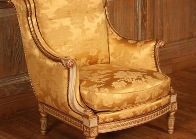 Mimilo - Tapissier et décorateur - Restauration de fauteuil à Bordeaux -Bergère