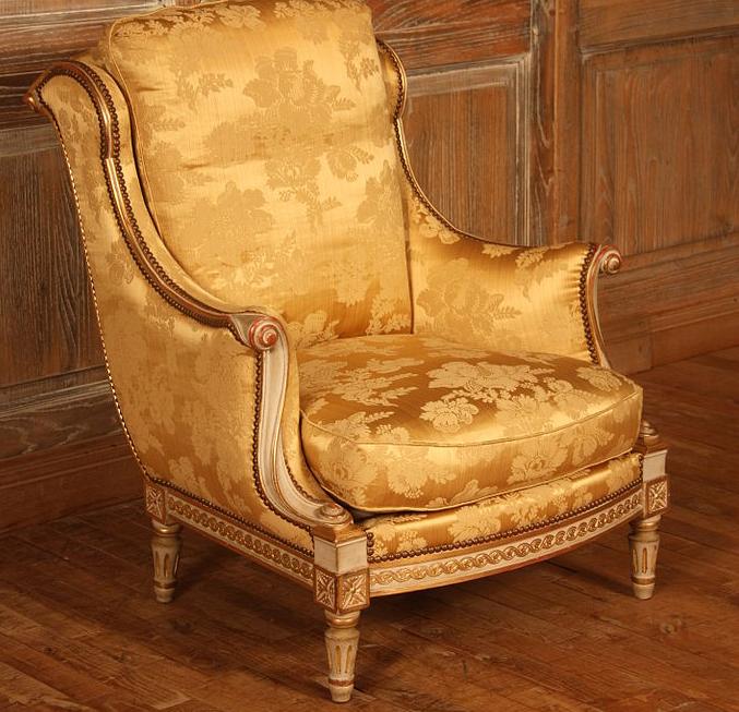 mimilo tapissier et dcorateur restauration de fauteuil bordeaux bergre - Fauteuil Ancien Bergere