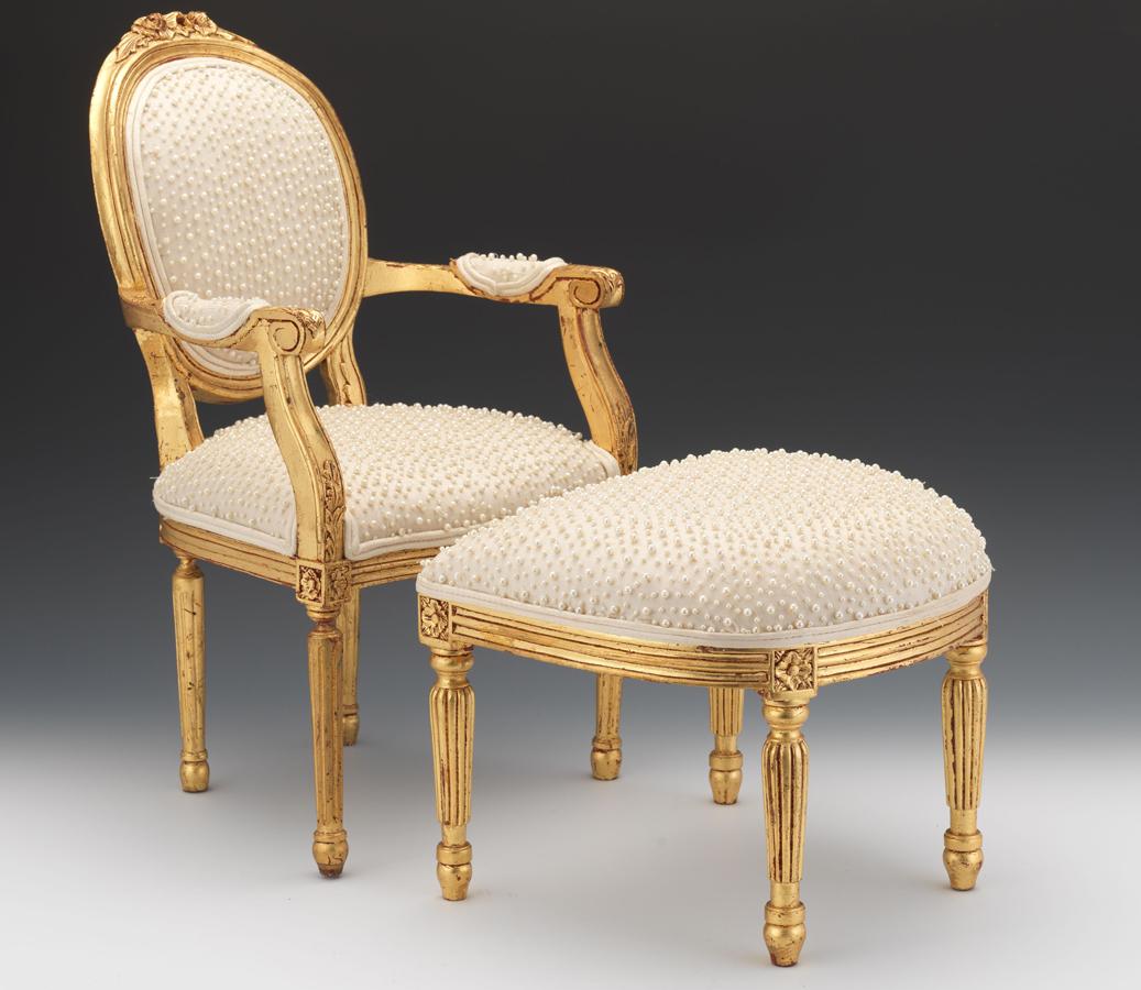 Refaire Un Fauteuil Louis Xvi mimilo - restauration de fauteuils et sièges - bordeaux