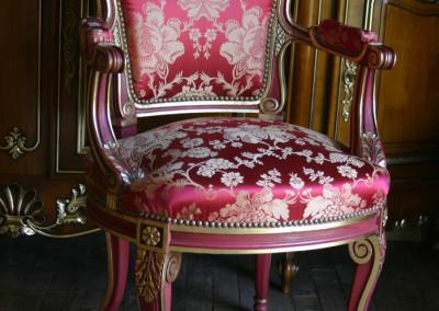 Mimilo - Tapissier et décorateur -Restauration de fauteuil à Bordeaux - Fauteuil cabriolet