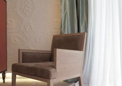 Mimilo - Tapissier et décorateur à Bordeaux - Fauteuil  design Élitis