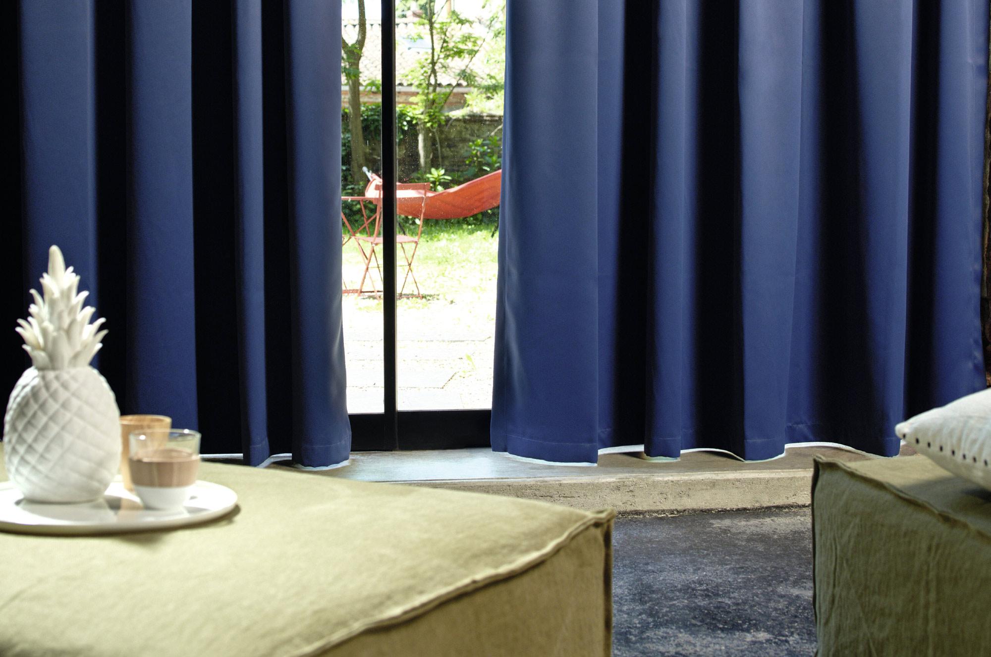 confection rideaux tapissier