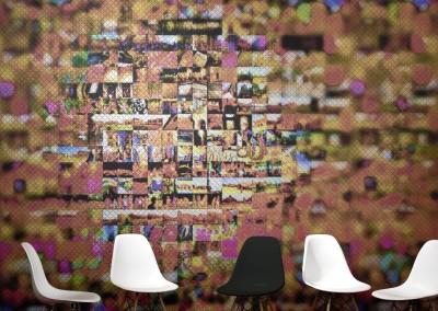Impression numérique sur tenture murale - Miimilo, tapissier et décorateur à Bordeaux