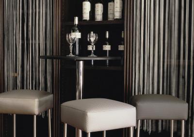Mimilo, décoration et aménagement d'intérieur - Tabourets Élitis