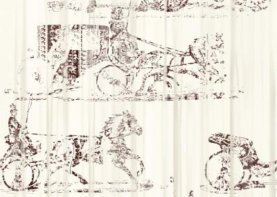 Revêtement mural elitis-Gamme Foulards-Mimilo, Tapissier et décorateur à Bordeaux